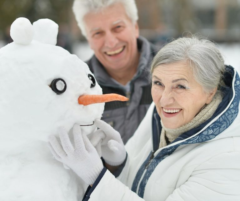Preparing Seniors for Winter